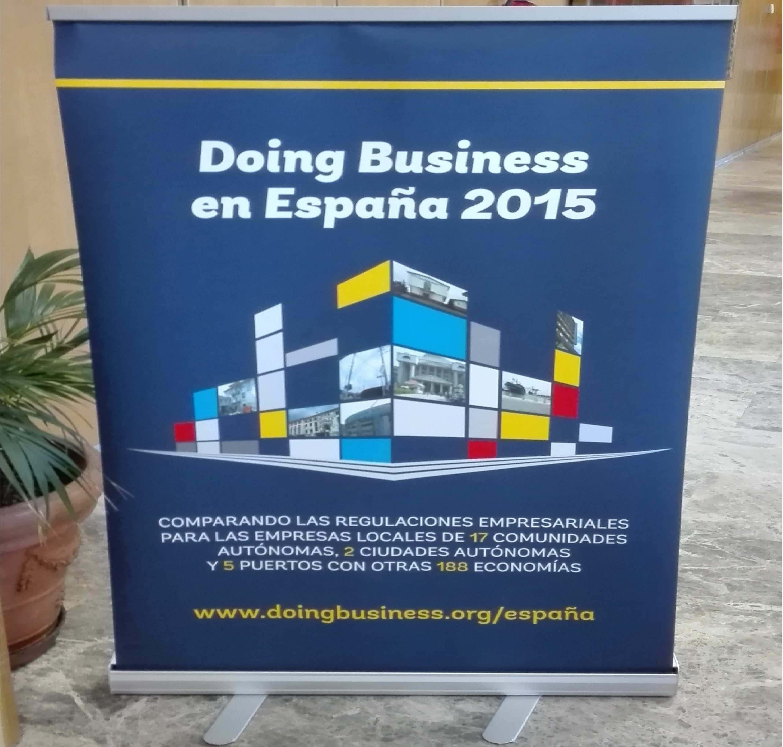 Doing Business en España