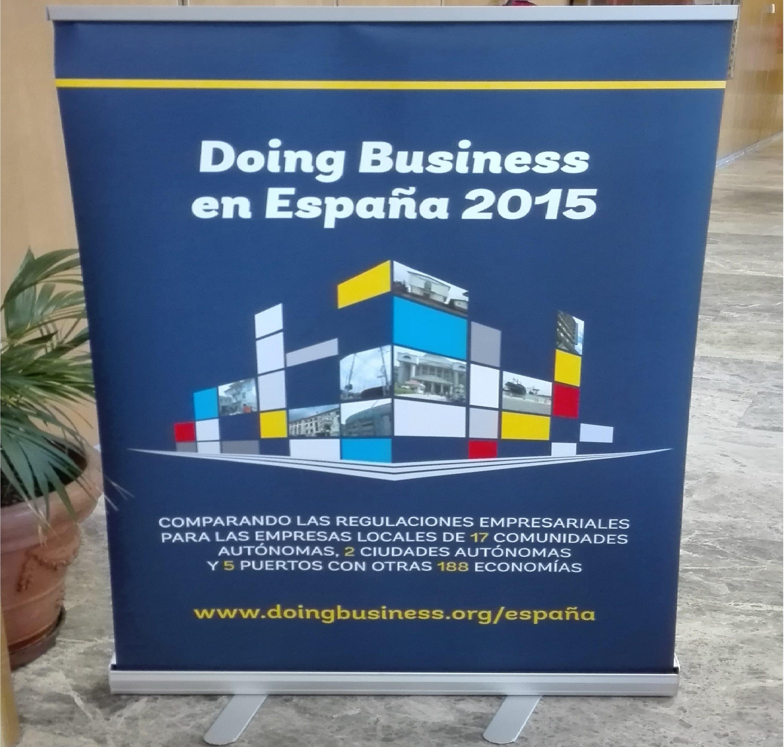 Doing Business en España