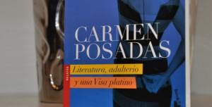 Carmen Posadas literatura
