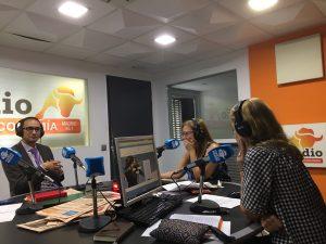 Juan Jose Alvárez (Lyskam EA) en Radio Intereconomía