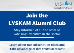 join the lyskam alumni club